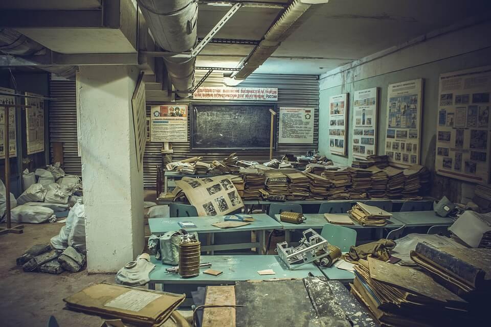 Escape Room Zombie
